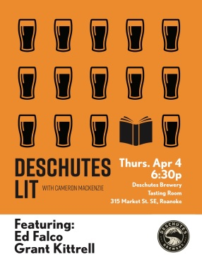 Deschutes Lit flyer