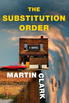 The Substitution Order Martin Clark Cover Art
